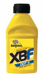 Тормозная жидкость Bardahl Brake Fluid XBF DOT 4 (0,45 л.) 5914