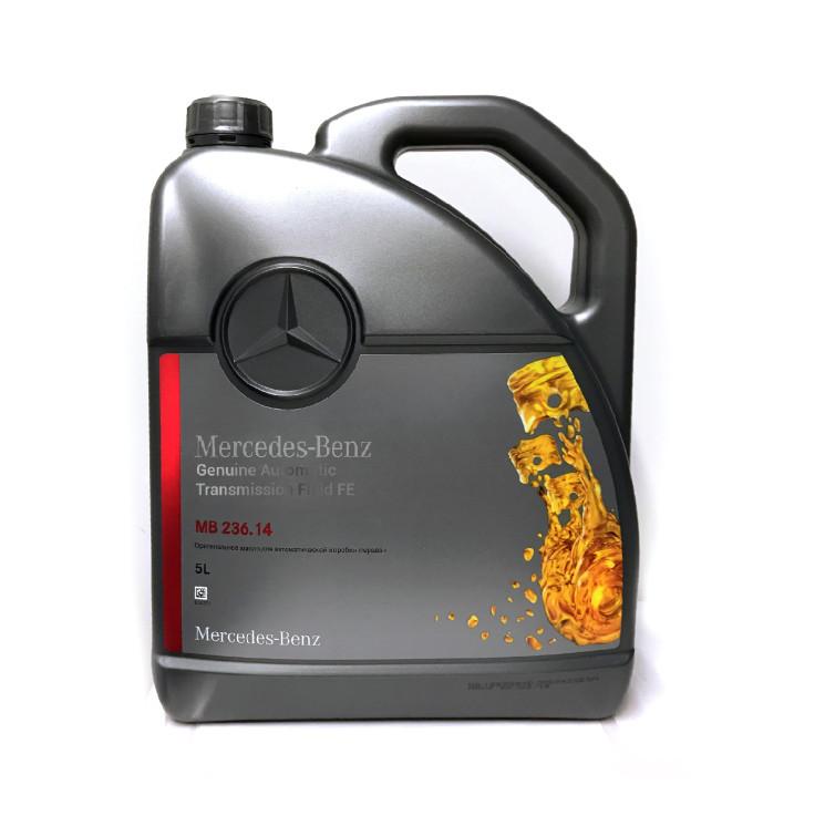 Трансмиссионное масло Mercedes 236.14 (5 л.) A000989430413FDNR