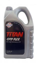Трансмиссионное масло Fuchs Titan CVTF FLEX (5 л.) 601846458