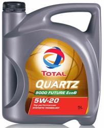 Моторное масло Total Quartz 9000 Future EcoB 5W-20 (5 л.) 195027