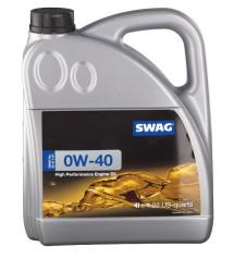 Моторное масло SWAG 0W-40 (5 л.) 30101142