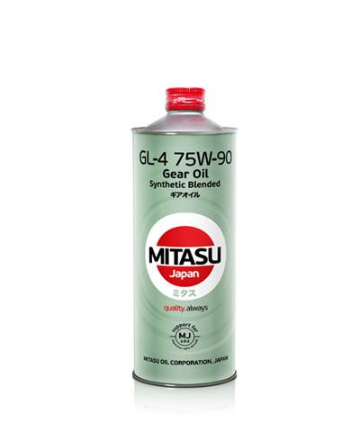 Трансмиссионное масло Mitasu Gear Oil GL-4 75W-90 (1 л.) MJ4431