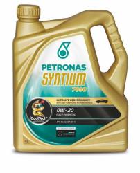 Моторное масло Petronas Syntium 7000 0W-20 (4 л.) 18364019