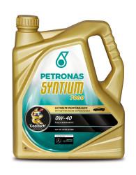 Моторное масло Petronas Syntium 7000 0W-40 (4 л.) 18384019