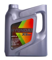 Трансмиссионное масло Hyundai (Kia) Xteer ATF 6 (4 л.) 1041412