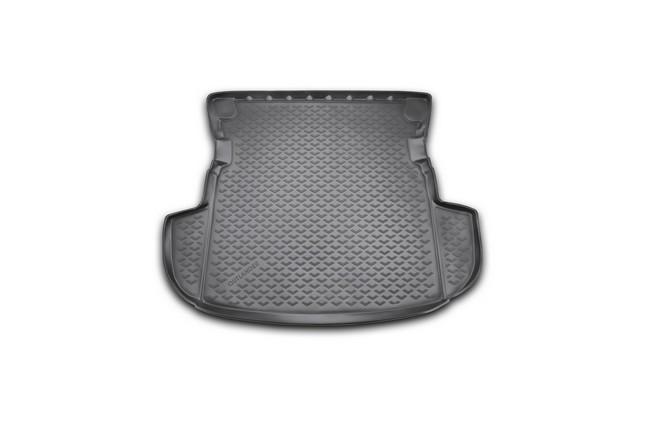 Коврик багажника Novline MITSUBISHI OUTLANDER 12- кроссовер (полиуретан) BI001044