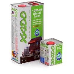 Моторное масло XADO Atomic Oil 10W-40 Diesel Truck (5 л.) XA 20310