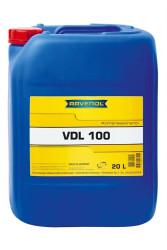 Компрессорное масло Ravenol VDL 100 (20 л.) 1330100-020-01-999
