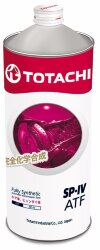Трансмиссионное масло Totachi ATF SP IV (1 л.) 4589904921414