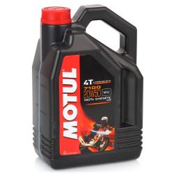 Масло четырехтактное Motul 7100 4T 20W-50 (4 л.) 104104