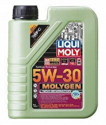 Моторное масло Liqui Moly Molygen New Generation DPF 5W-30 (1 л.) 21224