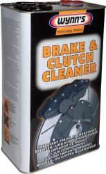 Wynns Brake and Clutch Cleaner Очиститель тормозов (5 л.) W11196