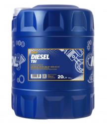Моторное масло Mannol Diesel TDI 5W-30 (20 л.) 1056