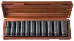 Набор головок торцевых Ombra 1/2DR, 10-24 мм., 11 предметов 912511