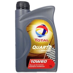 Моторное масло Total Quartz Racing 10W-60 (1 л.) 182162