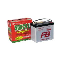 Аккумулятор Furukawa Battery Super Nova 45Ah 570A 236x126x227 о.п. (-+) 55B24L