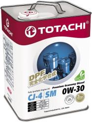 Моторное масло Totachi Premium Economy Diesel 0W-30 (6 л.) 4562374690806