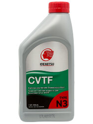Трансмиссионное масло Idemitsu CVTF Type-N3 (1 л.) 30041102-750