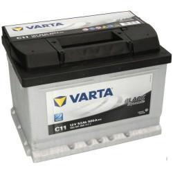 Аккумулятор Varta Black Dynamic 53Ah 500A 242x175x175 о.п. (-+) 553401050