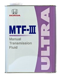 Трансмиссионное масло Honda MTF-III (4 л.) 08261-99964