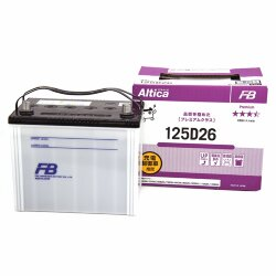 Аккумулятор Furukawa Battery Altica PREMIUM 85Ah 800A 257x170x225 о.п. (-+) 125D26L