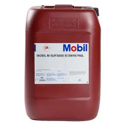 Моторное масло Mobil Super 3000 X1 5W-40 (20 л.) 155054