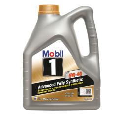 Моторное масло Mobil 1 FS 5W-40 (4 л.) 155578