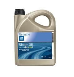Моторное масло GM Dexos1 5W-30 (5 л.) 95599877 (EC)