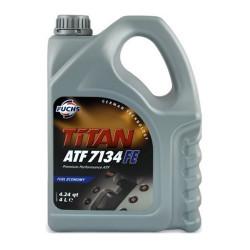 Трансмиссионное масло Fuchs Titan ATF 7134 FE (4 л.) 600865696