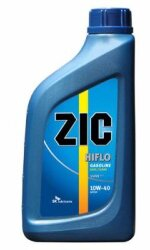 Моторное масло ZIC HIFLO 10W-40 (1 л.) 133121