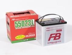 Аккумулятор Furukawa Battery Super Nova 60Ah 550A 230x169x225 о.п. (-+) 55D23L