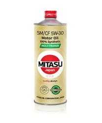 Моторное масло Mitasu MJ-M11 Moly-Trimer SM 5W-30 (1 л.) MJM111