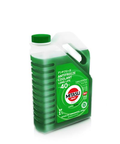 Охлаждающая жидкость Mitasu Green LLC (1 л.) MJ6421