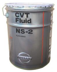 Трансмиссионное масло Nissan NS-2 (20 л.) KLE52-00002