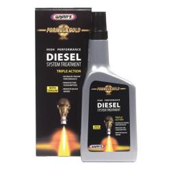 Wynns Diesel System Treatment Очиститель топливной системы, дизель (0,5 л.) W76401