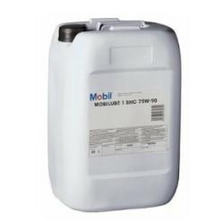 Трансмиссионное масло Mobil Mobilube 1 SHC 75W-90 (20 л.) 152738