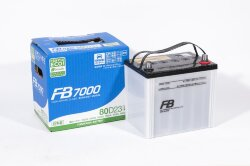 Аккумулятор Furukawa Battery FB7000 68Ah 660A 230x169x225 о.п. (-+) 80D23L