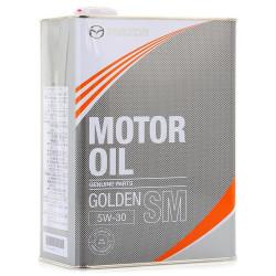 Моторное масло Mazda Golden SM 5W-30 (4 л.) K004-W0-512J
