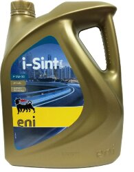 Моторное масло Eni-Agip i-Sint Tech P 5W-30 (5 л.) 8423178019087