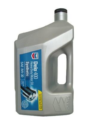 Моторное масло Chevron Delo 400 Synthetic 0W-30 (3,785 л.) 023968387037