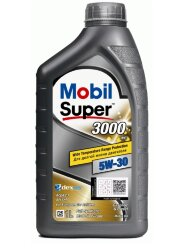 Моторное масло Mobil Super 3000 XE 5W-30 (1 л.) 154750