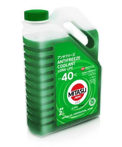 Охлаждающая жидкость Mitasu Green LLC (2 л.) MJ6422