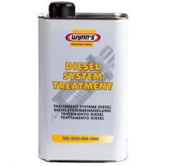 Wynns Diesel System Treatment Очиститель топливной системы, дизель (1 л.) W51695