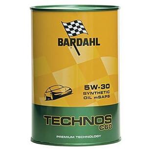 Моторное масло Bardahl Technos C60 5W-30 mSAPS (1 л.) 311040