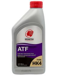 Трансмиссионное масло Idemitsu ATF Type-HK4 (1 л.) 30040100-750
