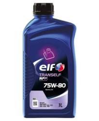 Трансмиссионное масло Elf Tranself NFP 75W-80 (1 л.) 213974