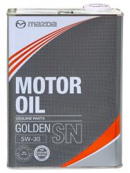 Моторное масло Mazda Golden SN 5W-30 (4 л.) K004-W0-515J