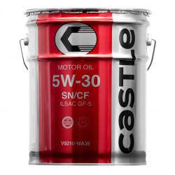 Моторное масло Toyota (Castle) SN 5W-30 (20 л.) V9210-WA36
