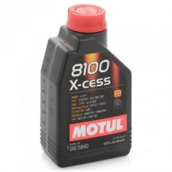 Моторное масло Motul 8100 X-Cess 5W-40 (1 л.) 102784