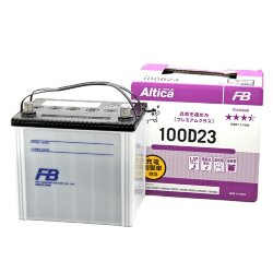 Аккумулятор Furukawa Battery Altica PREMIUM 75Ah 700A 230x169x225 п.п. (+-) 100D23R